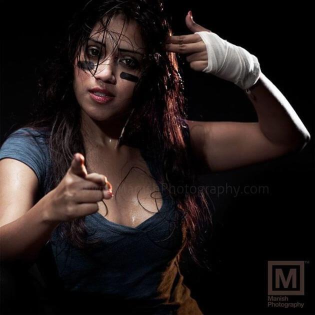 Nivetha Pethuraj Hot Photo Shoot