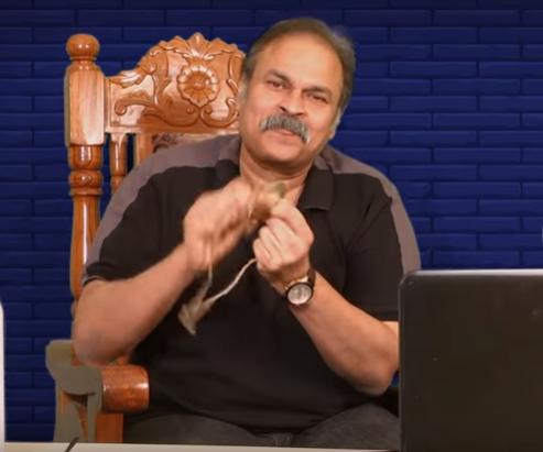 naga babu comedy on media channel