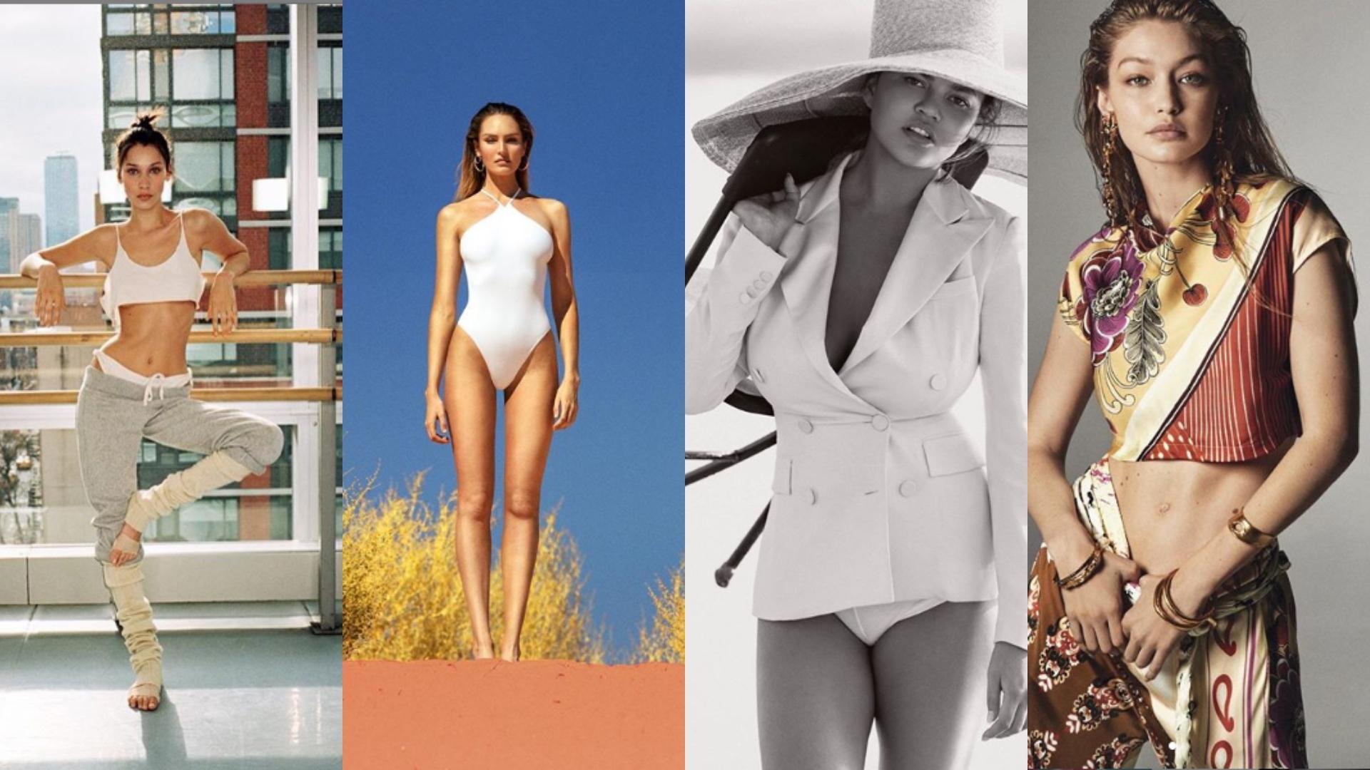 Top 10 Instagram Models to follow in 2019