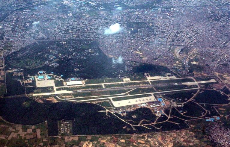 shaliza-dhami-_-Hindon-airbase