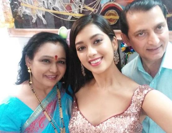 digangana suryavanshi family